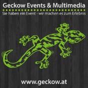 Geckow Events & Multimedia - Agentur für Eventservices, Veranstaltungsmoderation und Animationen