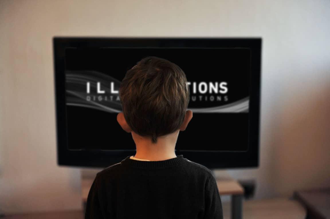 interaktiver Kids corner